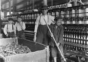 Industrial Revolution & Factory Work