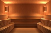 The Elegant Sauna