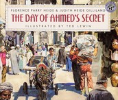 "The Day of Ahmed""s Secret by Florence Parry Heide"
