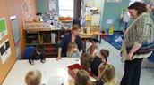 Pre-K:  Mrs. Danielle's Class