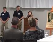 Freeport Community Foundation Recognition
