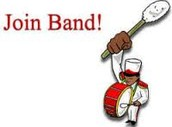 HOW DO THE STUDENTS LEARN ABOUT THE BAND PROGRAM?