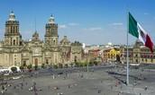 Colonial City: Zócalo