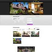 Web Design for Urban Holiday Rentals in San Diego, CA
