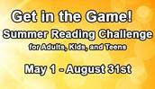 FCPL Summer Reading Challenge