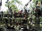 Het leger van Boko Haram