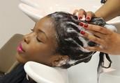 Massaging The Scalp