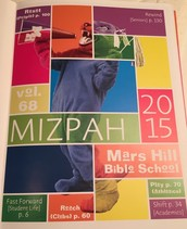 2014-15 Mizpahs are Here!