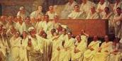 The Roman Court