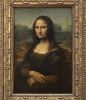 Mona Lisa – Portrait of Lisa Gherardini, wife of Francesco del Giocondo