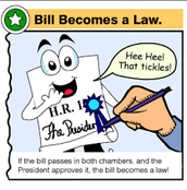 Bills can be passed