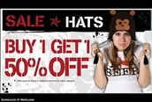 Here is some hat store