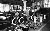 Henry Ford's Assembly Line