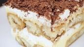 Italy's Favorite Dessert - Tiramisu