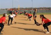 Lady Panther Softball