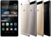 Huawei P8 - 379€