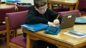 608 Students Spend Recess in the Library!
