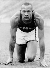 Jesse Owens Pushes All Negativity Away