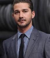 Shia Labeouf age 28, actor as Fargus