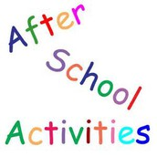 After School Clubs and Activities