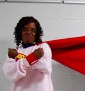 Gwinda Jefferson, Para-Educator