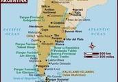 La clima y cultura de Argentina