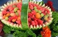 Watermelon Basket