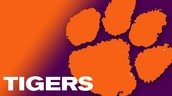 Tigers won by 5 points