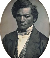 Douglass when he was a slave