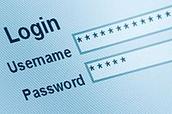 How do students log onto a device?