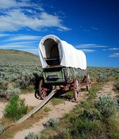 Picture of our wagon