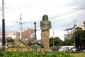 EL MONUMENTO DE LA RAZA