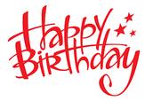 Today's Birthdays!