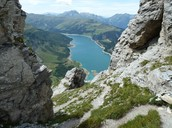 Rando lac & sommet