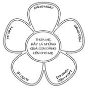 Bó Hoa Thiêng / Spiritual Bouquet - Bring them to camp!