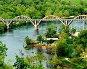 Mississippi river mouth