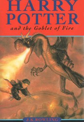 Harry Potter and the Goblet of Fire by Daniel R, 6SB