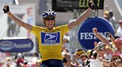 Lance Armstrong Winning The Tour De France