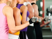 What do you have to train to get physically fit?.