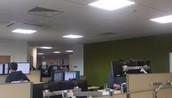 Ireland Office - Enhanced Work space