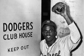 Jackie Robinson Joins  Brooklyn Dodgers