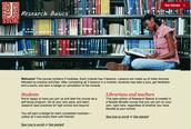JSTOR: Research Basics