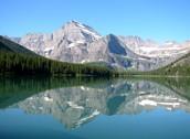 Lake Josephine Glacier