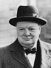 Winston Churchill time line