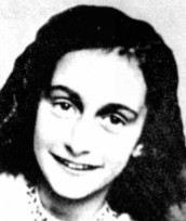 Quick Biography of Anne Frank
