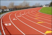 Beginning of track and field