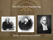 MINISTERS OF GREAT AWAKENING