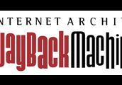 Way Back Machine