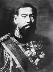 1868 - Meiji Restoration in Japan
