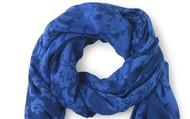 Bryant Park Scarf Blue